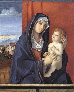 Madonna z Dzieciatekiem_Giovanni_Bellini